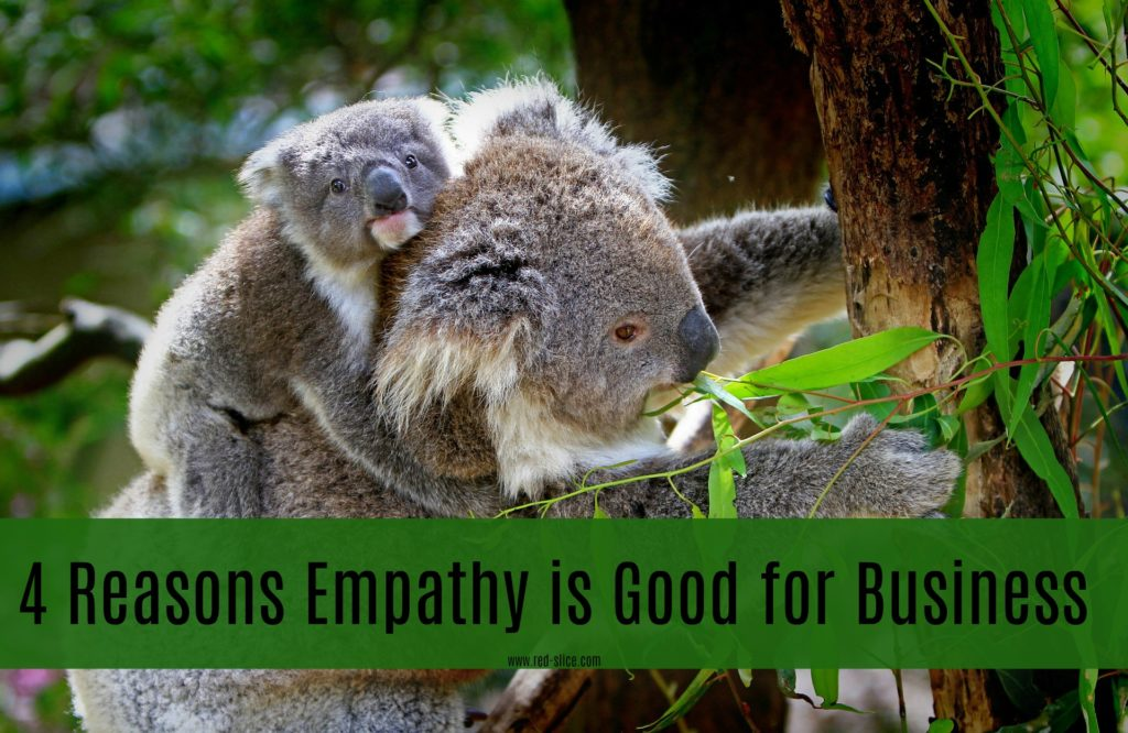 Why empathy is good for business (blog)
